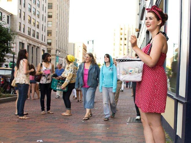 Portland's First Friday art walk has enhanced the city's creative economy