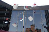 Solar Powered Sculpture