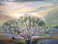 Mondrian Awakening by LaMarche