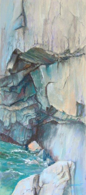 Barbara Vanderbilt - Quoddy Cliff