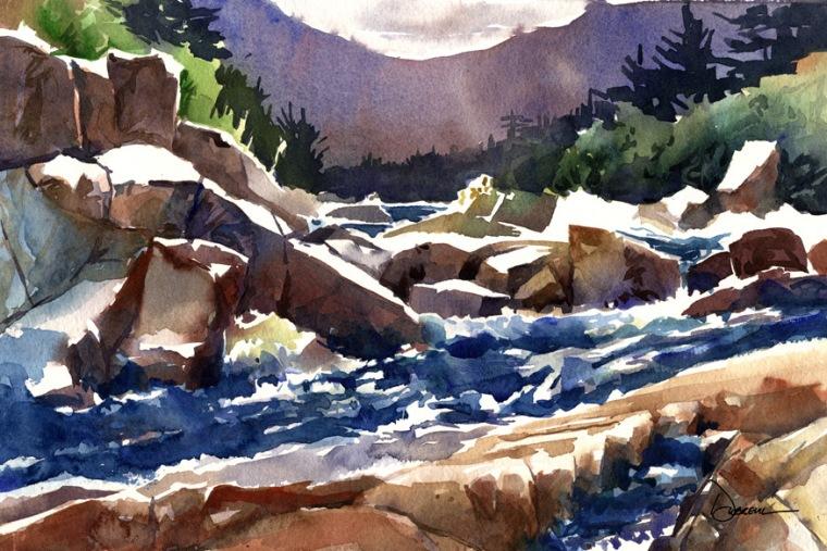 """Little Niagara"" by Diane Dubreuil"
