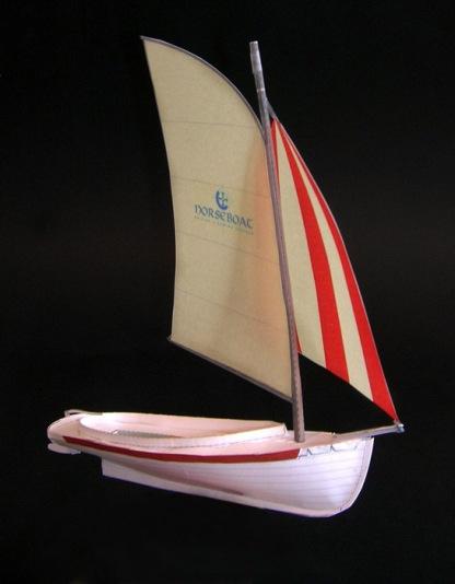 Paper Boat 6