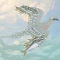 ArtBiodiversityExhibit_Ingoldsby-TheLastMigration-NYSci.750pxwide-221×224