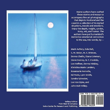 Back Cover Coastal Maine