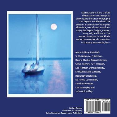 Back Cover Coastal Maine